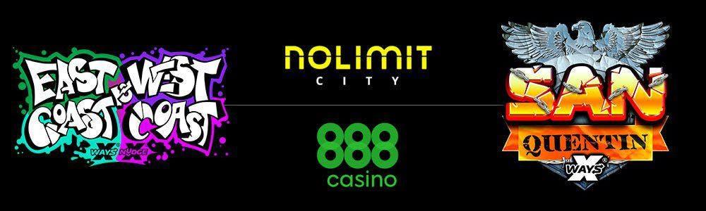 Tragaperras Nolimit City en 888casino
