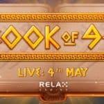 Relax Gaming: una histórica slot con 99% RTP