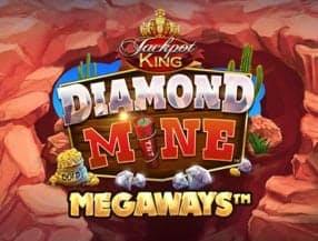 Diamond Mine Extra Gold Megaways Jackpot King