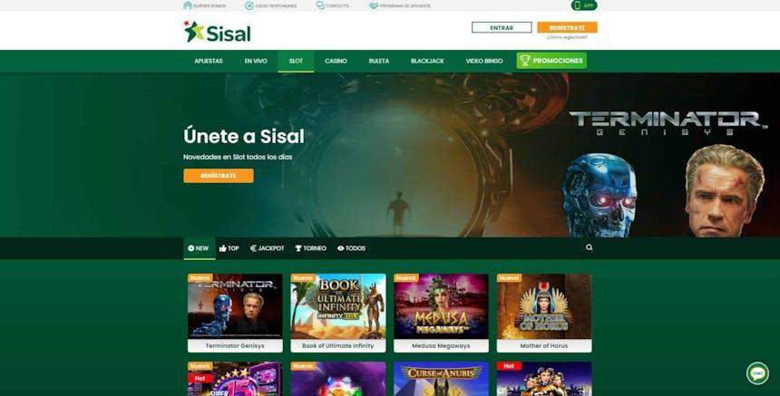 juegos de slot online en Sisal
