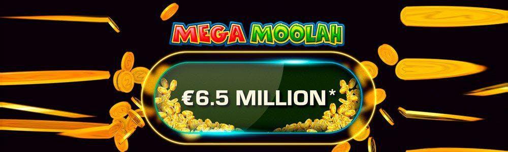Nuevo jackpot Microgaming slot Mega Moolah
