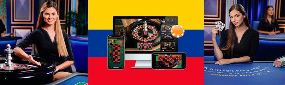 Juegos de Pragmatic Play Live en Colombia