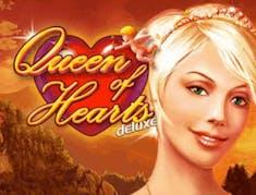 Queen of Hearts deluxe logo