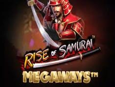 Rise of Samurai Megaways logo