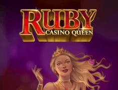 Ruby Casino Queen logo