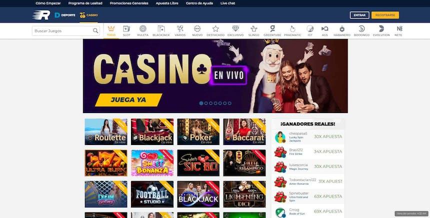 juegos de slot online en Rushbet