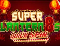 Super Lantern 8s logo