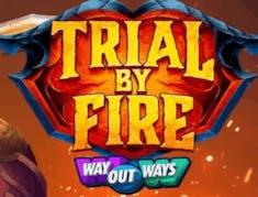 Trial by Fire logo