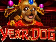 Year of the Dog logo
