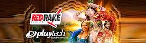 Slots Red Rake en Playtech Games Makertplace