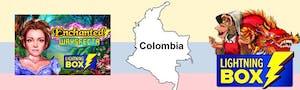 Lightning Box para jugar online en Colombia
