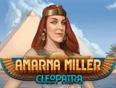 Amarna Miller Cleopatra logo
