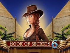 Book of Secrets 6 logo