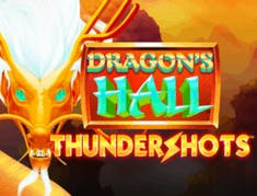 Dragons Hall Thundershots logo