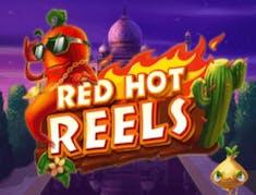 Red Hot Reels logo