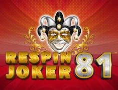 Respin Joker 81 logo