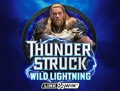 Thunderstruck Wild Lightning logo