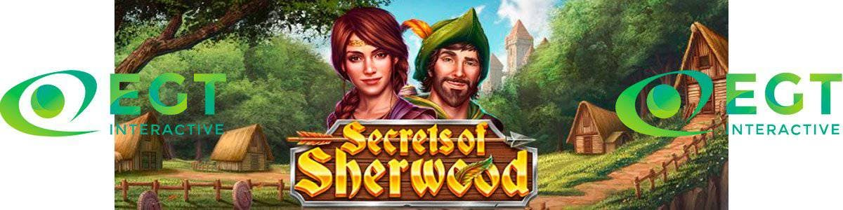 Tragaperras EGT Secrets of Sherwood
