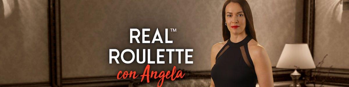 Primera Ruleta Real Dealer en Español