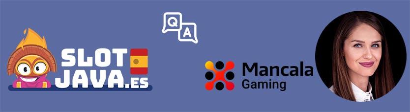 Slotjava.es entrevista a Anastasia Rimskaya, de Mancala Gaming
