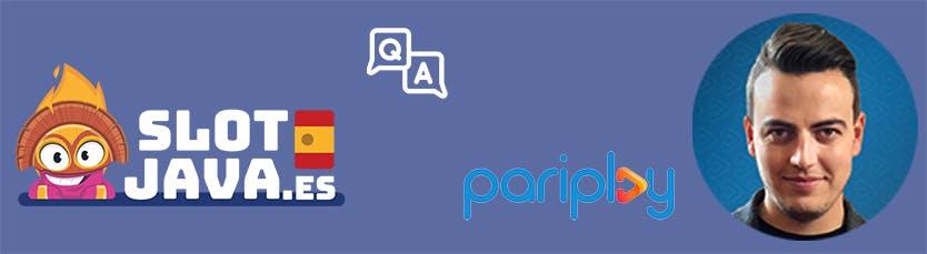 SlotJava entrevista a PariPlay y charlamos sobre Fusion