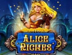 Alice Riches logo