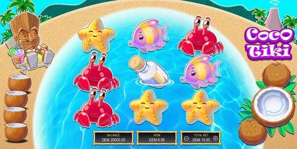 Coco Tiki de Mancala Gaming