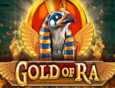 Gold of Ra logo