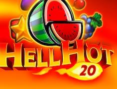 Hell Hot 20 logo