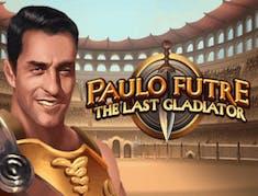 Paulo Futre The Last Gladiator logo