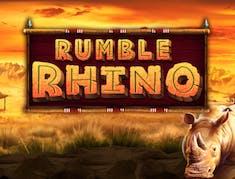 Rumble Rhino logo