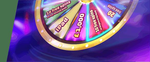 Spin That Wheel de PariPlay