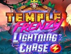 Temple Frenzy Lightning Chase logo