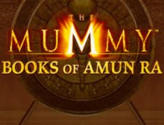 The Mummy Books of Amun Ra logo