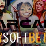 iSoftBet aumenta su catálogo con Arcadem