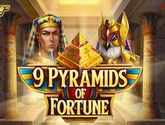 9 Pyramids of Fortune logo