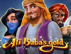Ali Baba's Gold logo