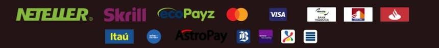 Métodos de pago del PlayUzu Chile