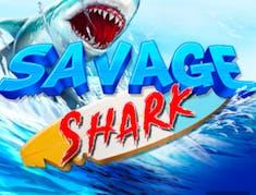Savage Shark logo