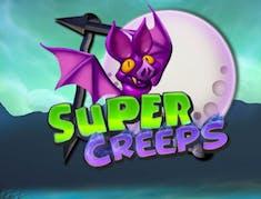 Super Creeps logo