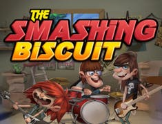 The Smashing Biscuit logo