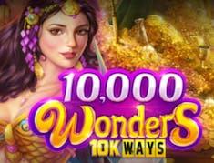 10,000 Wonders 10K Ways logo