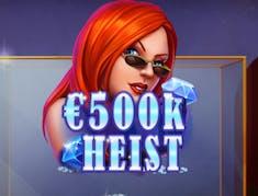 500K Heist logo