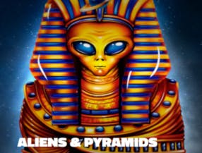 Aliens and Pyramid
