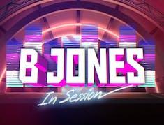 B Jones In Session logo