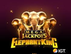 Elephant King MegaJackpots logo