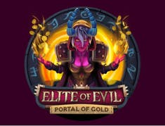 Elite of Evil - Portal of Gold logo