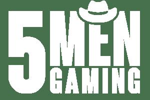 Five Men Gaming logo