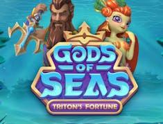 Gods of Seas Triton's Fortune logo