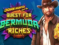 John Hunter and the Quest for Bermuda Riches logo